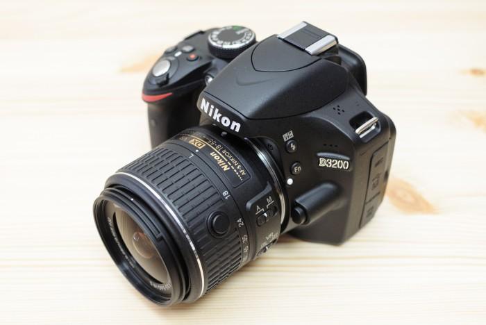af-s dx nikkor 18-55mm f 3.5-5.6g vr ファームウェア