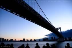 「芝浦南ふ頭公園」で2015年の初日の出を撮りに行ってきました。- 東京/港区 | かめらとブログ。