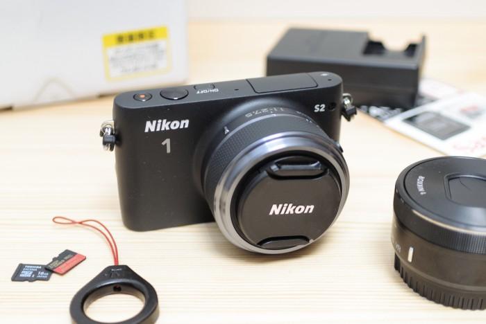 『Nikon 1 S2』レビュー その1 [開封・ファーストインプレッション編]