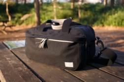 パソコン&カメラバッグ に『PORTER BEAT(ビート) ボストンバッグ S ブラック』を購入しました | かめらとブログ