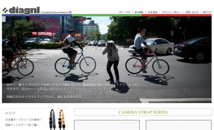 自転車、アウトドアに使えるカメラストラップ、カメラバッグまとめ