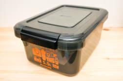 HAKUBA ドライボックス NEO 5.5L レビュー。コンパクトなカメラやレンズなどの機材の収納におすすめです! | かめらとブログ