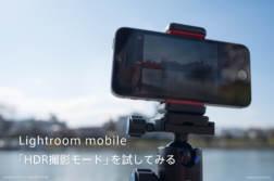 iPhone SEで「Lightroom mobile」のRAW HDR撮影モードを試してみる。HDR、DNG、JPEG画像の違いも比較する | かめらとブログ。