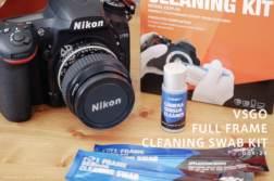 「VSGOセンサークリーニングキット」を使ってカメラのセンサーを清掃してみました! | かめらとブログ