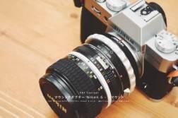 K&F Conceptのマウントアダプター Nikon G レンズ – 富士フイルム Xマウント を試してみた。 | かめらとブログ。