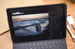 iPad Pro 10.5にWANLOKアンチグレア(非光沢)ガラスフィルムを貼ってみたら指紋が目立たなくなって快適になりました。 | かめらとブログ。