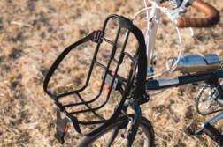 ミニベロのフロントラックに丁度いい。RIXEN&KAUL ヴァリオラック KF873 で快適な自転車ライフを。   かめらとブログ。