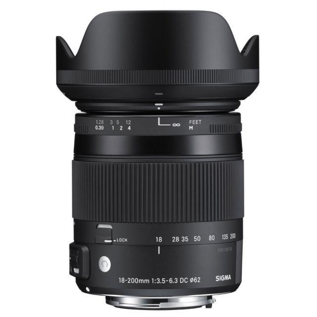 シグマ 18-200mm F3.5-6.3 DC MACRO OS HSM / レンズ 比較・作例サイト ...