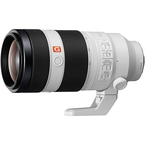 SONY FE 100-400mm F4.5-5.6 GM OSS SEL100400GM 製品画像