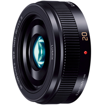 Panasonic LUMIX G 20mm/F1.7 II ASPH. 製品画像